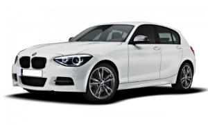 EVA коврики на BMW 1 (F20/F21) 2011- 2020