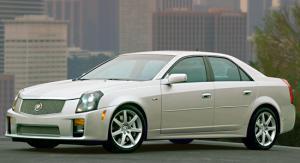 EVA коврики на Cadillac CTS 2002 - 2013 2WD