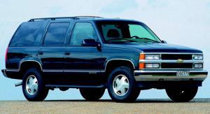 EVA коврики на Chevrolet Tahoe I 1995 - 1999