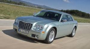 EVA коврики на Chrysler 300C 2004 - 2010 4WD