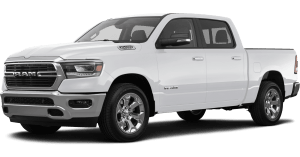 EVA коврики на Dodge Ram IV (рестаил) 2013 - 2018