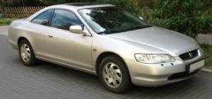 EVA коврики на Honda Accord VI Coupe 1998 - 2002