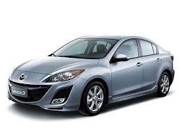EVA коврики на Mazda 3 (BL) 2009 - 2013 (седан)