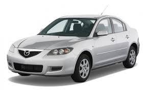EVA коврики на Mazda Axela (правый руль) 2003 - 2009 (седан)