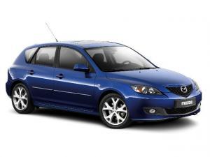 EVA коврики на Mazda Axela (правый руль) 2003 - 2009 (хэчбек)