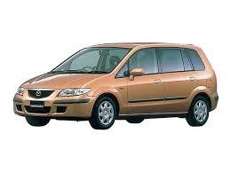 EVA коврики на Mazda Premacy I (CP) 1999-2005