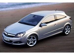 EVA коврики на Opel Astra H (Купе) 2004 - 2012