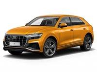 EVA коврики на Audi Q8 2018 - н.в