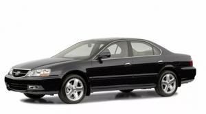 Acura EL II 2001 – 2005