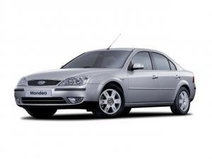 EVA коврики на Ford Mondeo III 2000 - 2007 (седан)