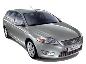 EVA коврики на Ford Mondeo IV 2007 - 2010 (универсал)