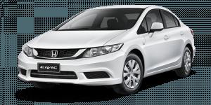 EVA коврики на Honda Civic IX (седан) 2012 - 2016