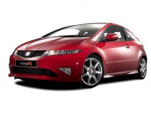 EVA коврики на Honda Civic VIII (хетчбек 3D) 2005 - 2011