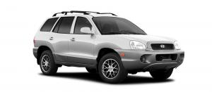 EVA коврики на Hyundai Santa Fe I (классic) 2000 - 2012