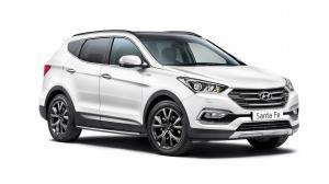 EVA коврики на Hyundai Santa Fe IV 2018-2020