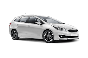 EVA коврики на Kia Ceed II 2012 - 2018 (универсал)