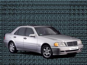 EVA коврики на Mercedes С-класс W202 1993 - 2000