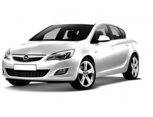 EVA коврики на Opel Astra J (хетчбек) 2010 - наст. время
