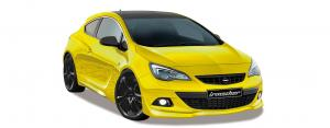EVA коврики на Opel Astra J GTC 2010 - наст. время