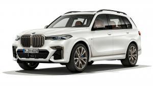 EVA коврики на BMW X7 G07 2018-н.в. (7 мест)