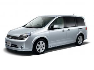 EVA коврики на Nissan Lafesta I 2004-2012 (правый руль)