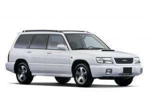 EVA коврики на Subaru Forester I 1997 - 2002 (правый руль)