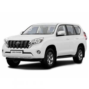 EVA коврики на Toyota Land Cruiser  Prado 150 2009 - 2013