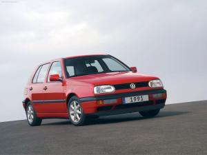 EVA коврики на Volkswagen Golf III/Vento 1991 - 1999