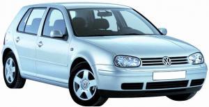 EVA коврики на Volkswagen Golf IV 1997 - 2005