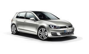 EVA коврики на Volkswagen Golf VII 2012 - 2020