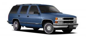 EVA коврики на Chevrolet Tahoe II 1999 - 2007