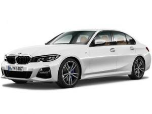 EVA коврики на BMW 3 серия VII (G2x) 2018 - наст. время
