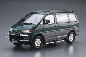 EVA коврики на Mitsubishi Delica 1993 - 2006 (кузов PE8W)