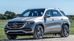 EVA коврики на Mercedes GLE 2018 - наст. время (W167)