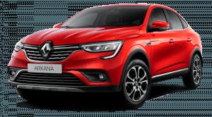 Renault Arkana 2019 -