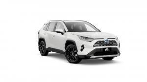EVA коврики на Toyota RAV 4 V (XA50) 2018 - наст. время