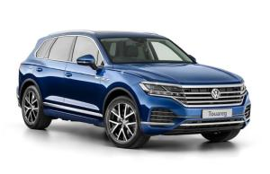 EVA коврики на Volkswagen Touareg 2018- н.в
