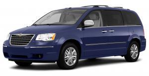 EVA коврики на Chrysler Town Country IV 2000-2005