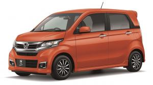 EVA коврики на Honda N-WGN I 2013-н.в (правый руль)
