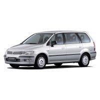 EVA коврики на Mitsubishi Space Wagon III 1998-2004