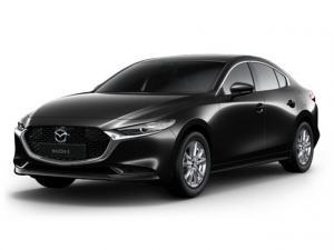 EVA коврики на Mazda 3 (BP) 2019-н.в. седан