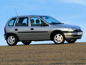 EVA коврики на Opel Corsa B 1993 - 2000 (5 дверей)