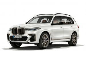 EVA коврики на BMW X5 (G05) 2018 – н.в.