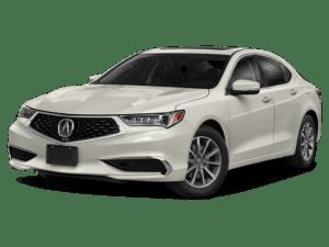 EVA коврики на Acura TLX-L 2017-2020