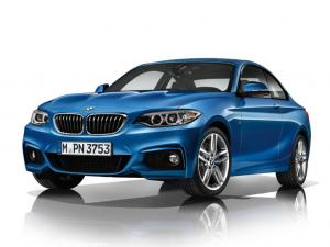 EVA коврики на BMW 2 серия (F22) 2010-2020 (купе)