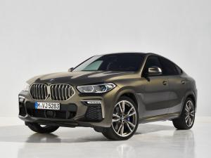 EVA коврики на BMW X6 (G06) 2019 - наст. время