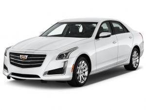 EVA коврики на Cadillac CTS III 2013-2019
