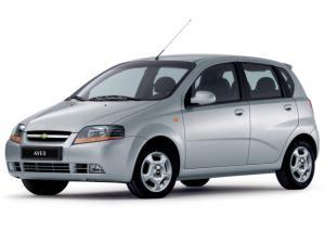 EVA коврики на Chevrolet Aveo 2003 - 2012 (хэчбек)