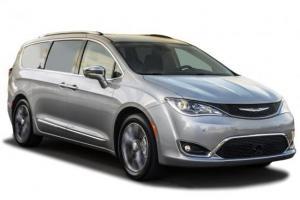 EVA коврики на Chrysler Pacifica (RU) 2016 – наст. время  (7мест)