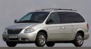 EVA коврики на Chrysler Voyager IV 2001 - 2004